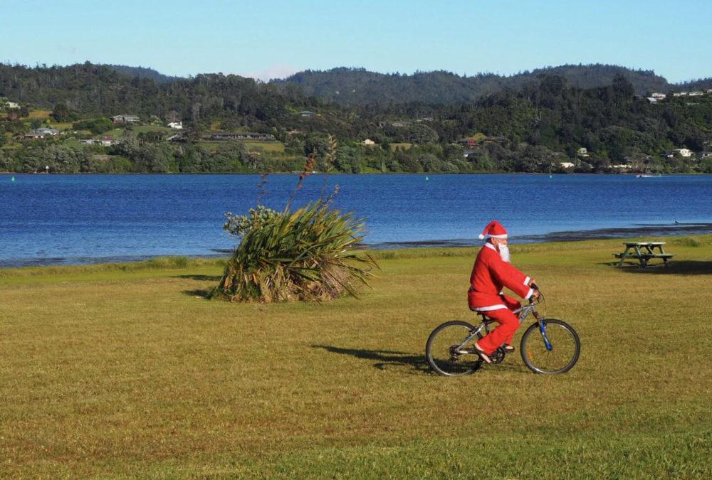 Kiwi Christmas Pauanui Style