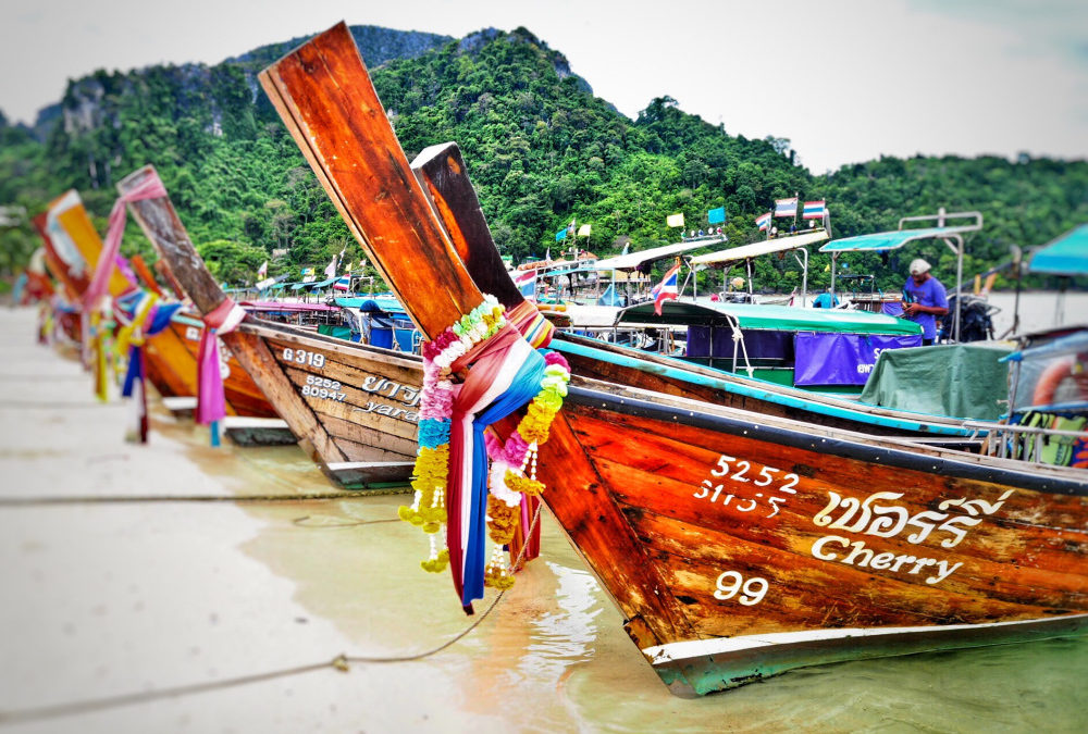 Day trip to Koh Phi Phi